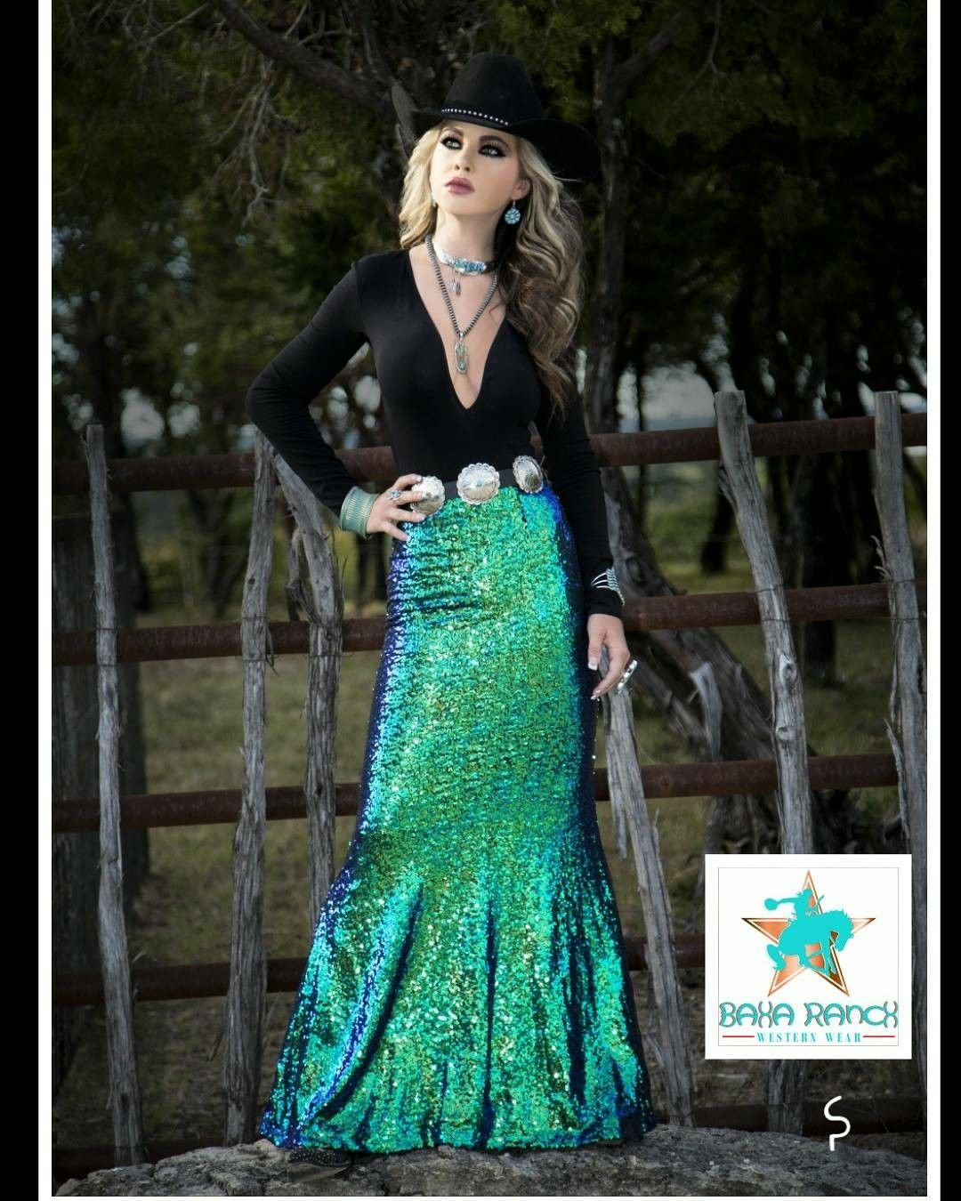 In case you\'re wondering how to wear our SEQUIN MERMAID Maxi Skirt ...