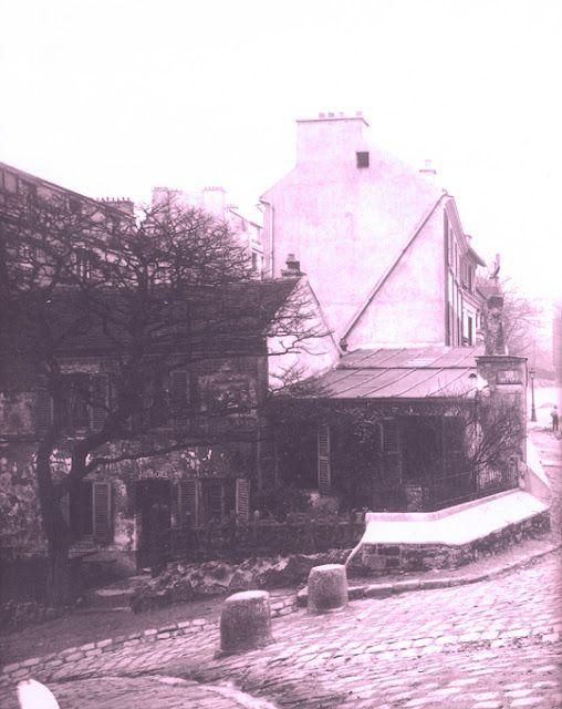 Le Lapin Agile vers 1933