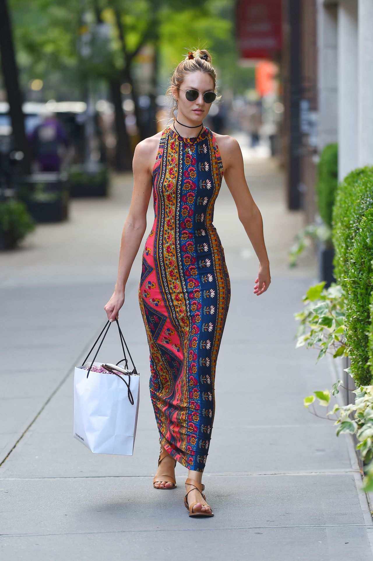 stylish-summer-long-dress | Long Summer Dress | Pinterest | Nyc ...