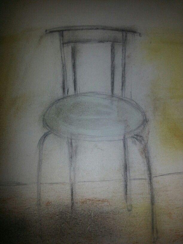 Boceto silla cocina