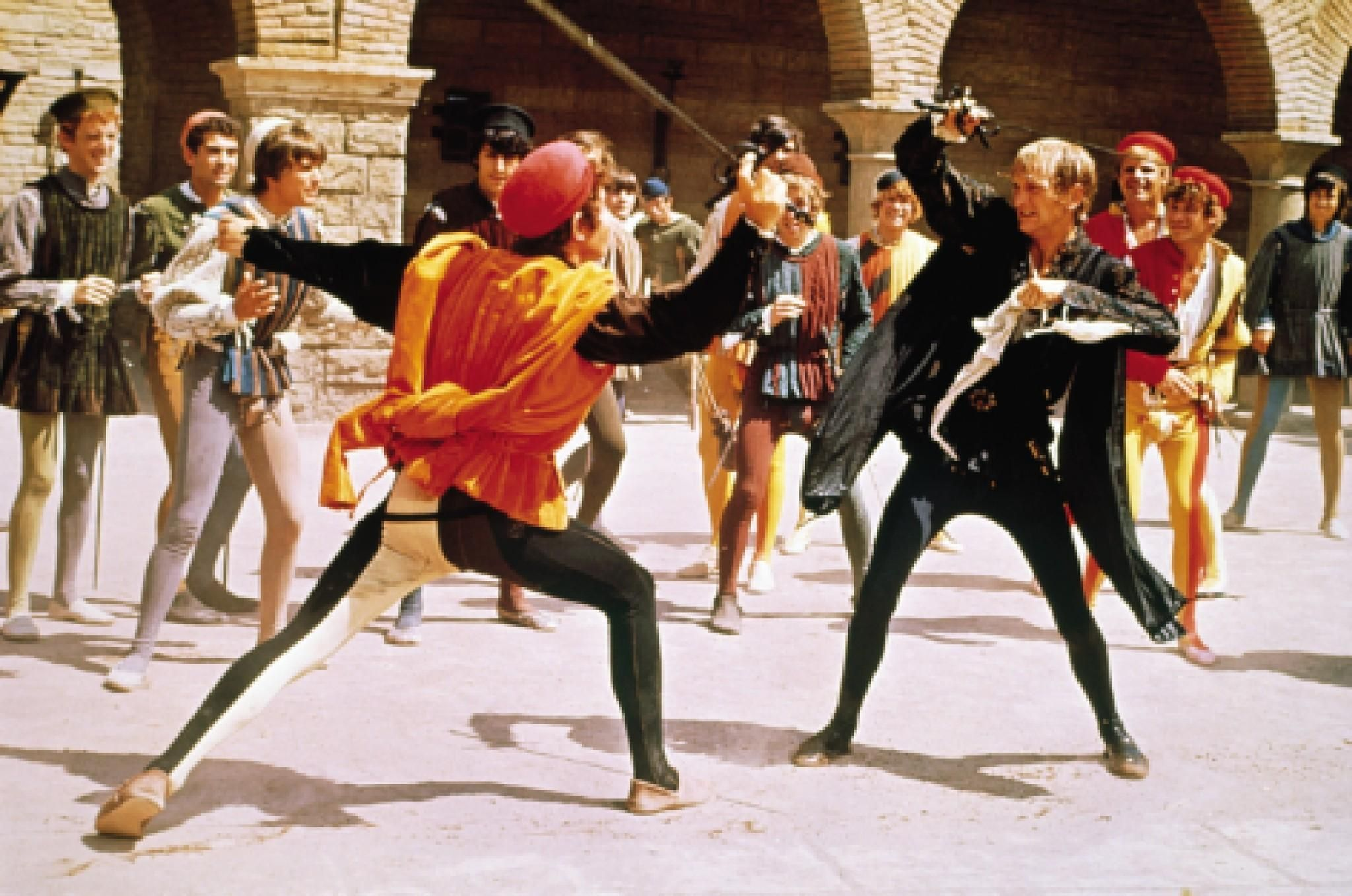 Image result for mercutio vs tybalt