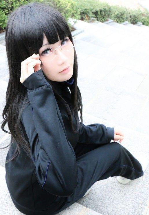 Hikaru as Kiyoko Shimizu of Haikyuu!! | Cosplay | Haikyuu