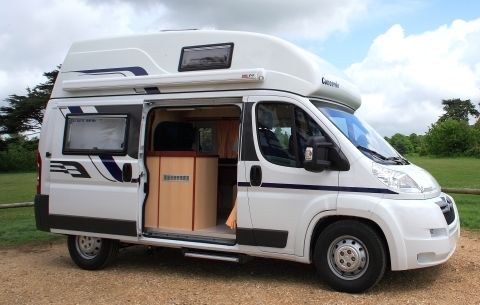 The Award Winning Concorde Compact Panel Van Conversion