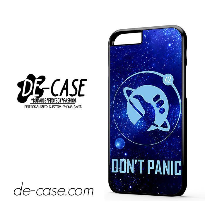 hitchhiker s guide to the galaxy don t panic for iphone 6 iphone 6s rh pinterest com Guide to the Galaxy Computer Guide to the Galaxy Movie