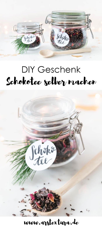 Schokotee selber machen | ars textura – DIY-Blog #ars #DIYBlog #machen #Schokotee #selber #textura