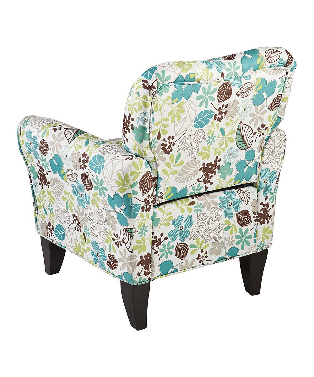 Floral Madigan Accent Chair | something special every day