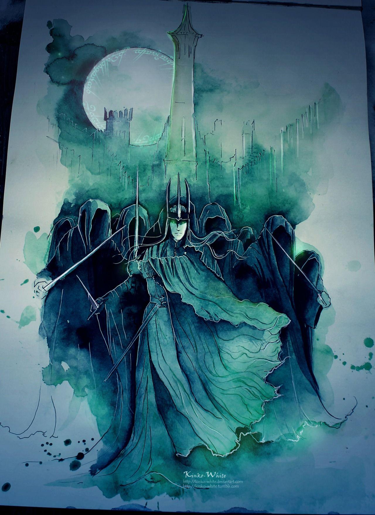 Neverending Fairytale Middle Earth Art Lotr Art Hobbit Art