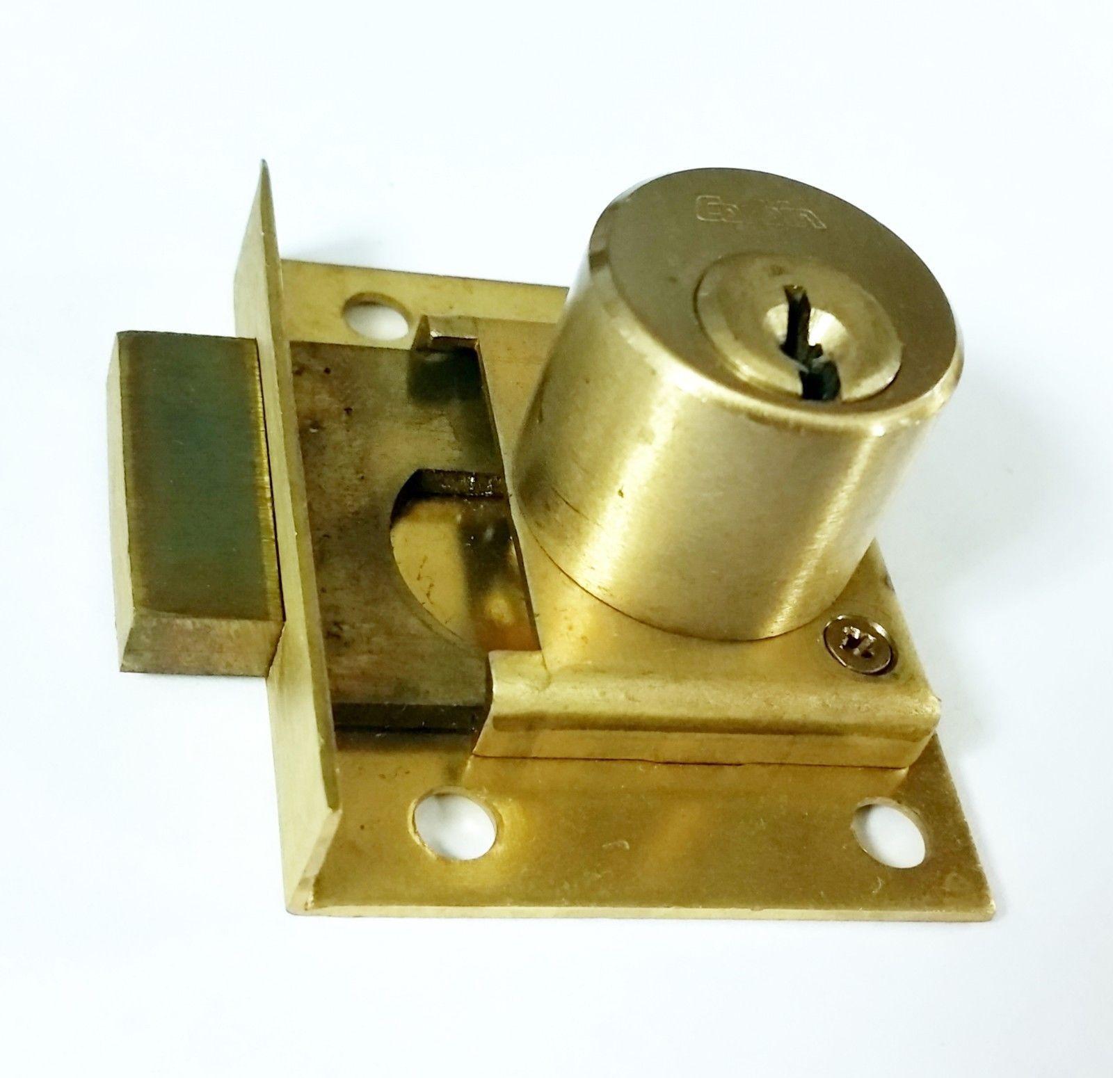 Cabinet And Drawer Locks 180961 Ccl Pin Tumbler Half Mortise Keyed Alike Lock Deadbolt Drawer Locksmith Buy It Now O Deadbolt Locksmith Emergency Locksmith