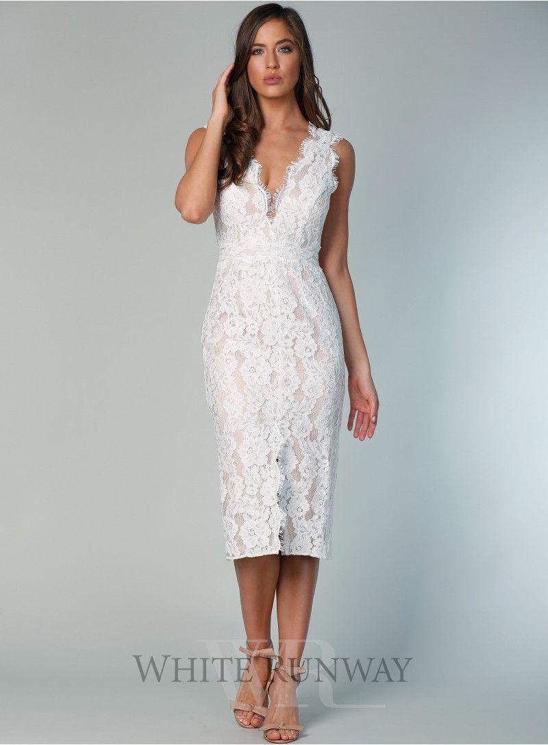 Willa Cocktail Dress Cocktail Dress Wedding Cocktail Dress Lace White Lace Cocktail Dress [ 1088 x 800 Pixel ]
