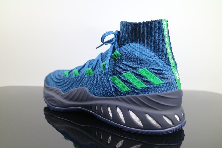 Adidas pazzo esplosiva spinta 2017 primeknit bluegreen nero cq1397 2