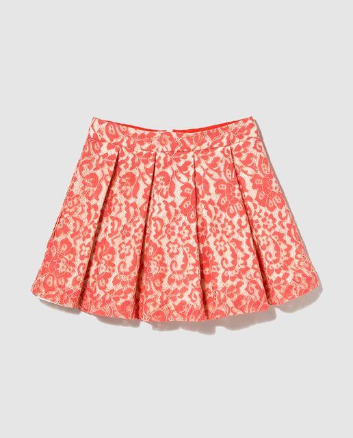 7c5093e00 Resultado de imagen para falda niña zara Netas, Cosas Para Comprar, Ropa  Para Niñas