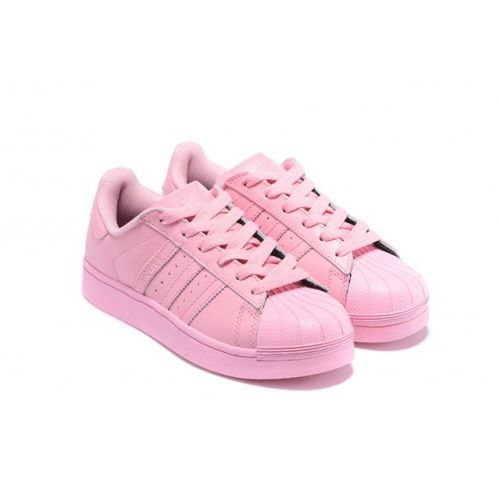 c58adbe2e Cheap Sale Women s Adidas Originals Superstar Supercolor Pack Trainers Light  Pink Light Pink Light Pink S41829 Sneaker UK