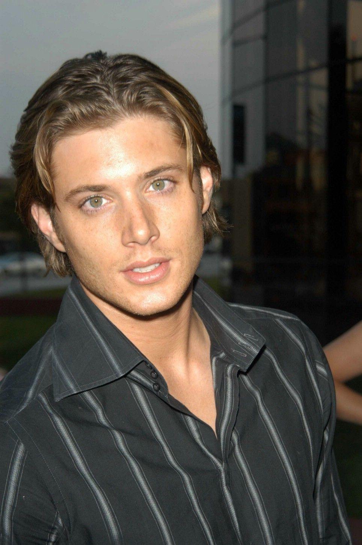 Jensen Ackles (2003) oh ma geeeerd!