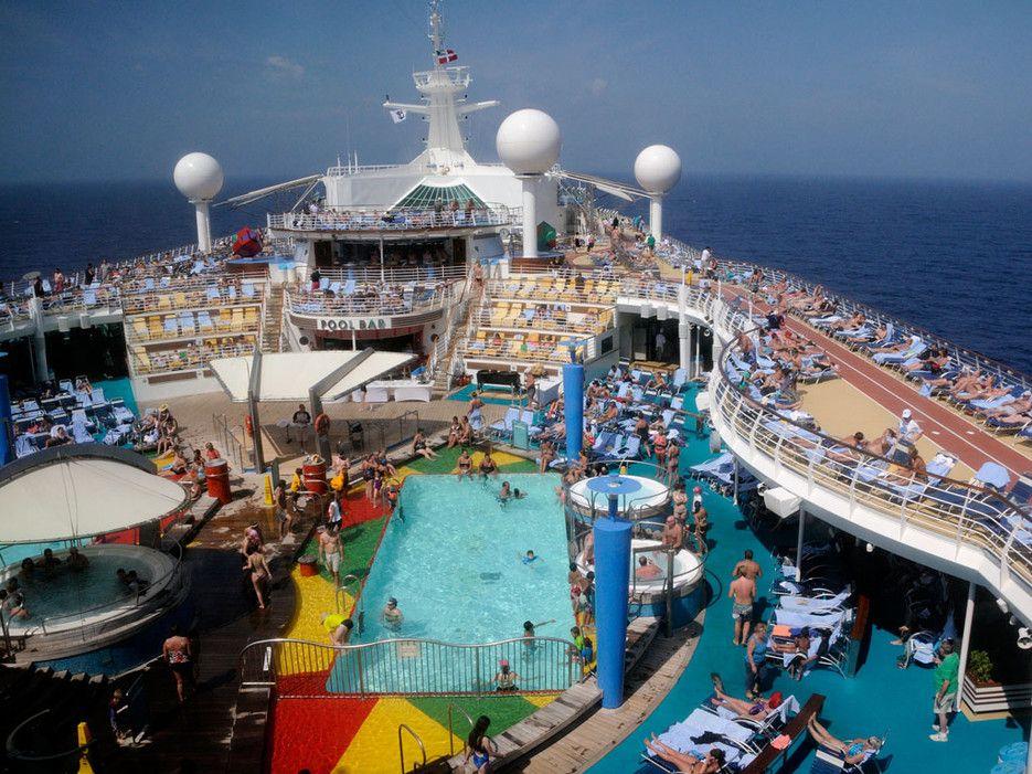 My Family S Cruise On Royal Caribbean S Navigator Of The