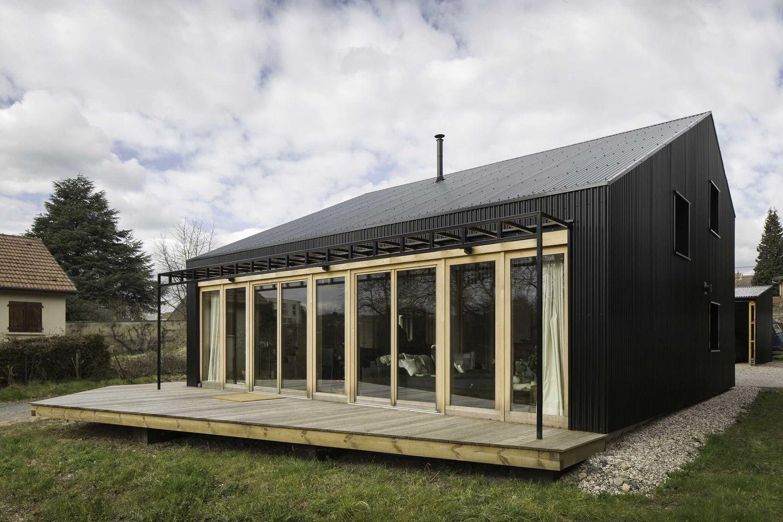 Gallery Of Open Source House Studiolada Architects 6 Barn Style House Plans Barn Style House Architecture