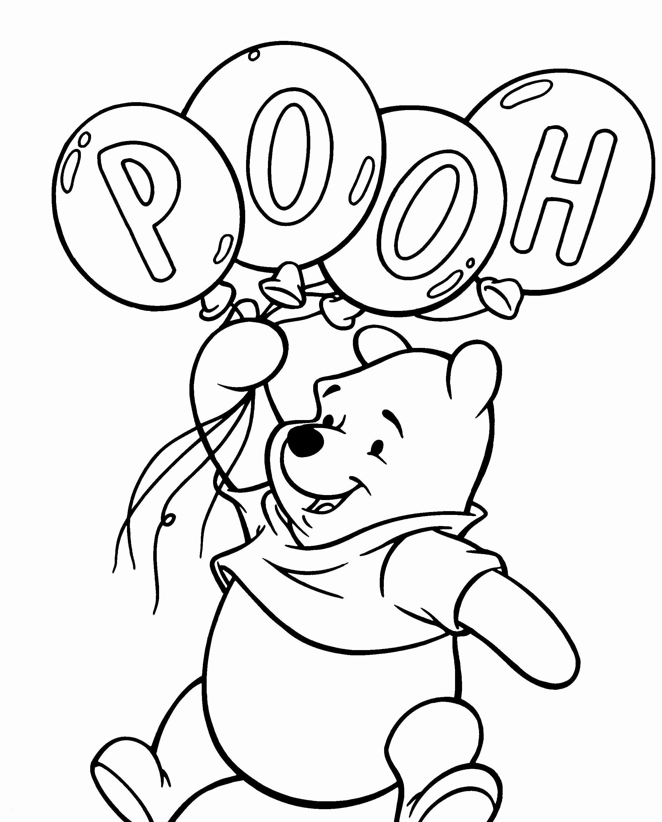 Baby Eeyore Coloring Pages