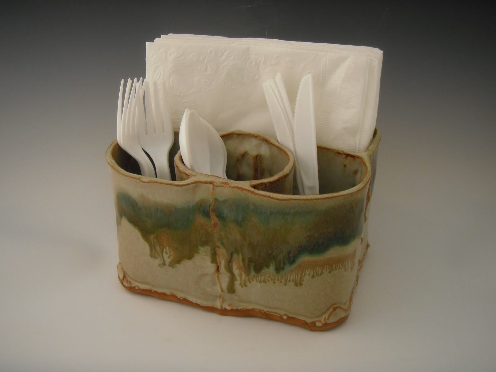kitchen utensil caddy small table for ceramic napkin holder - google search | slabs pinterest ...