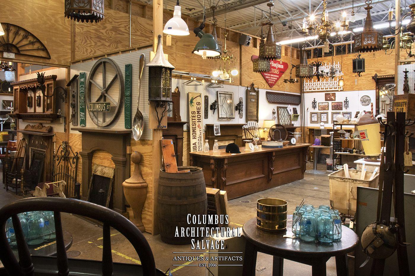 Columbus Ohio Vintage Antique Mid Century Store Antique Chandelier