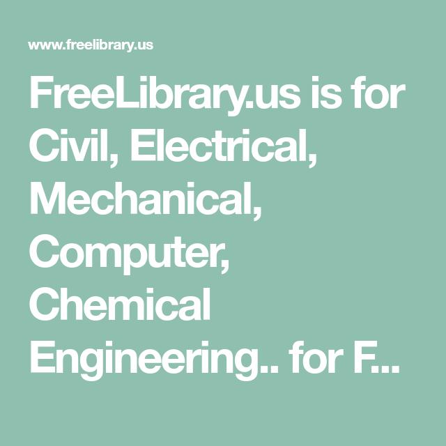 Engineering pdf computer books
