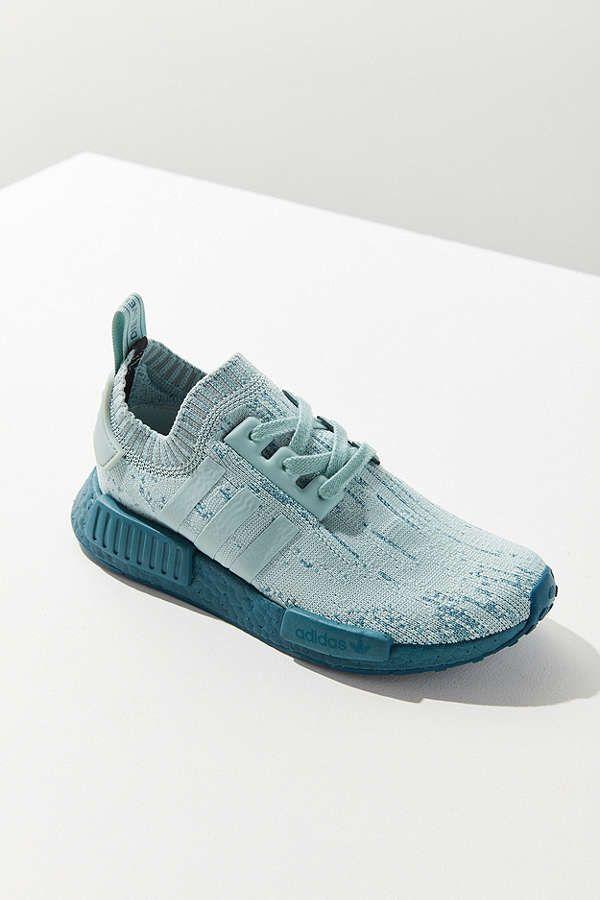 adidas Originals NMD R1 Primeknit Mint Sneaker