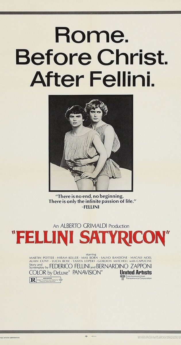 Download Fellini's Satyricon Full-Movie Free