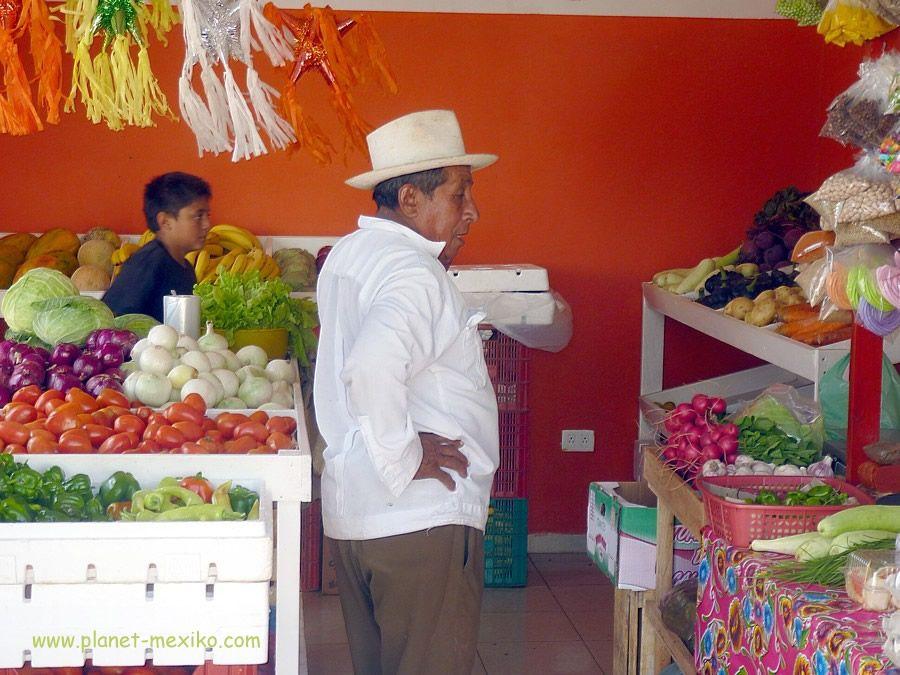 Früchte-Shopping