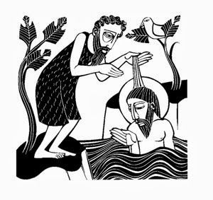 Feast of The Baptism of Christ Read my archived blog post here at http://blueeyedennis-siempre.blogspot.co.uk/2014/01/feast-of-baptism-of-christ-2014.html Image source http://liturgy.slu.edu/BapLordA011214/ideas_other.html: