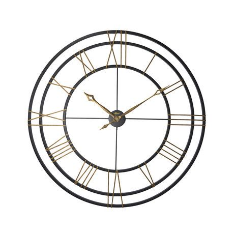 Lehman Gallery Wall Clock Oversized Wall Clock Wall Clock