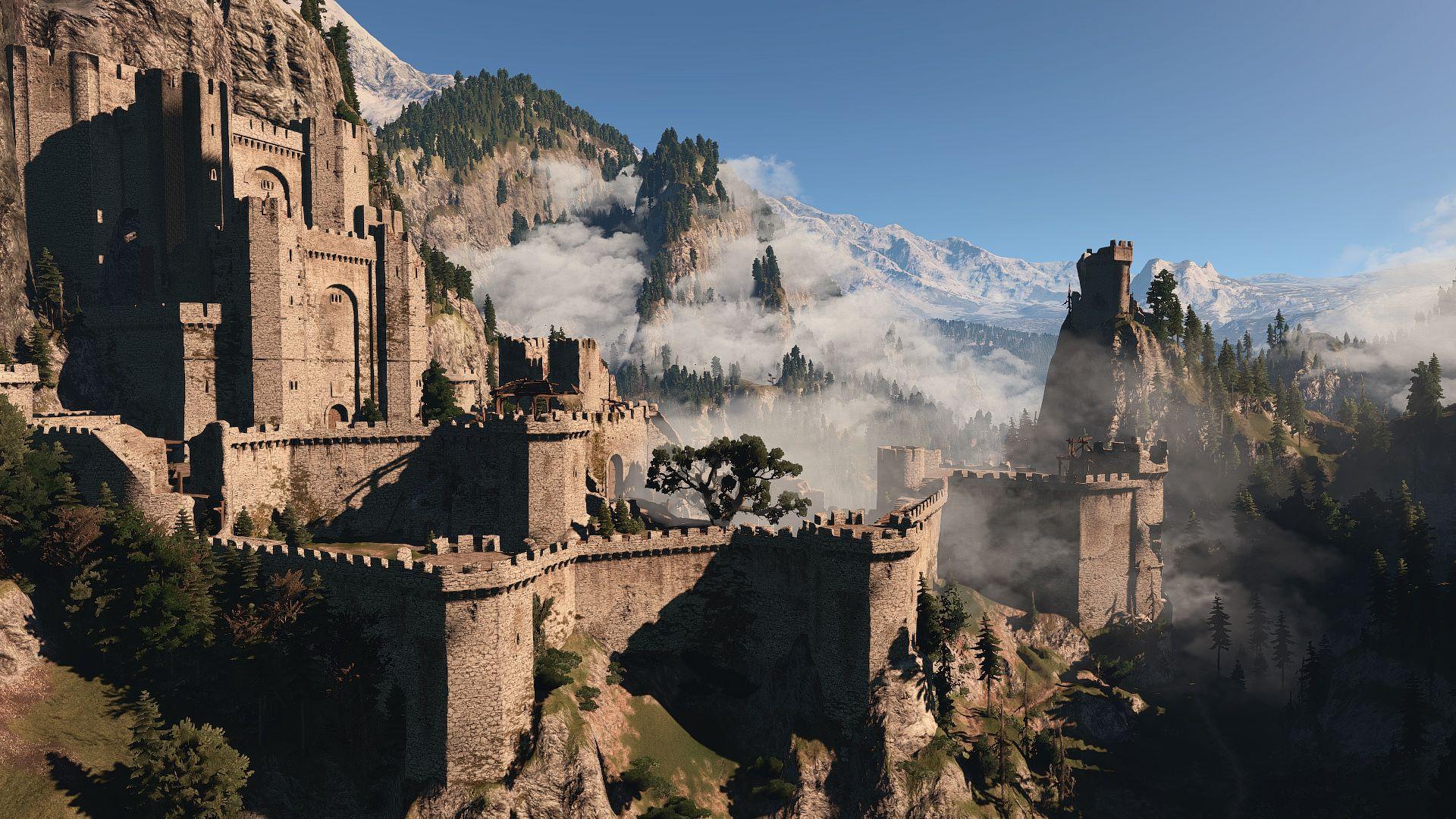 kaer morhen - Google Search | Fotos, Cidade, Witcher