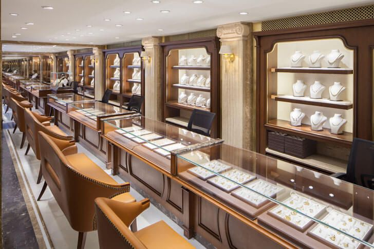 Retail Experience Anand Jewels Dca Architects