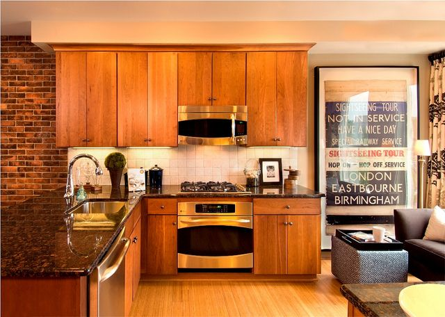 Cream Colored Kitchen Countertops