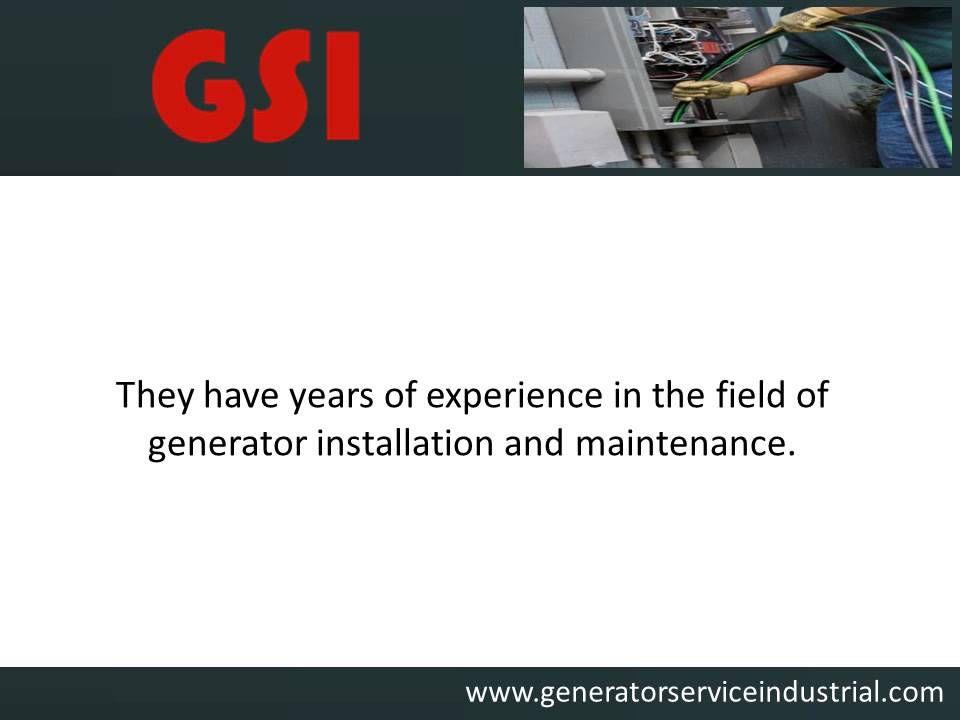 Generator installation in houston tx generator
