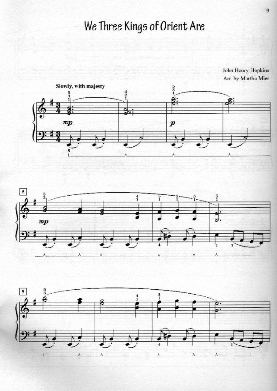 BOOK Christmas Jazz Rags & Blues Martha Mier   Piano