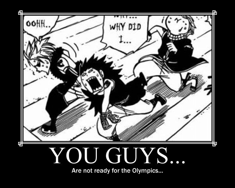 Fairy Tail Chapter 276 Motivational by AquaMiyuki · fairytail demotivational by missa6000
