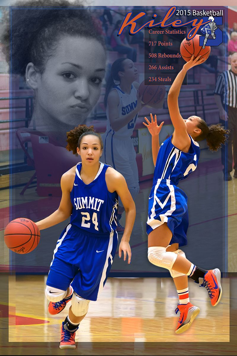 Youth Sports Basketball Picture Ideas / High School Girls