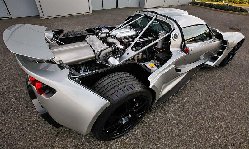 Venom Gt Price >> Concept Behind The World S Fastest Car Hennessey Venom Gt