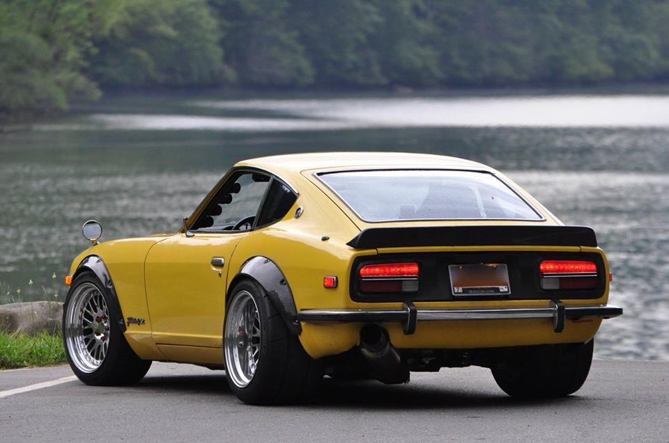 RB swap Datsun Z | Datsun Z Nissan Z | Jeep cars, Datsun ...