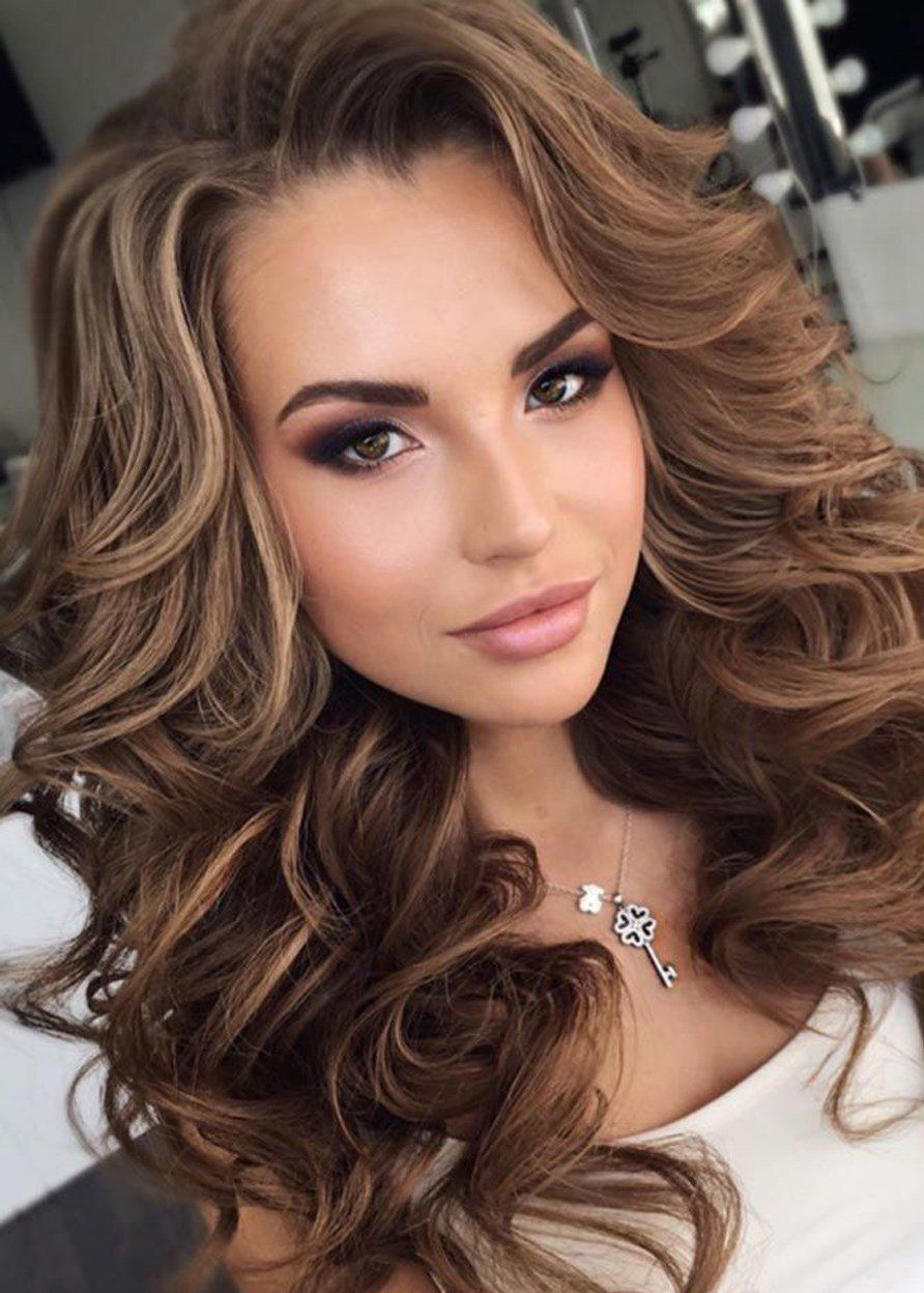 Synthetic Wigs | Long hair styles, Hair styles, Thick hair ...