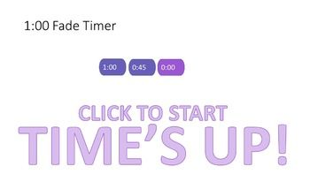 this presentation includes 8 free countdown timers these can be