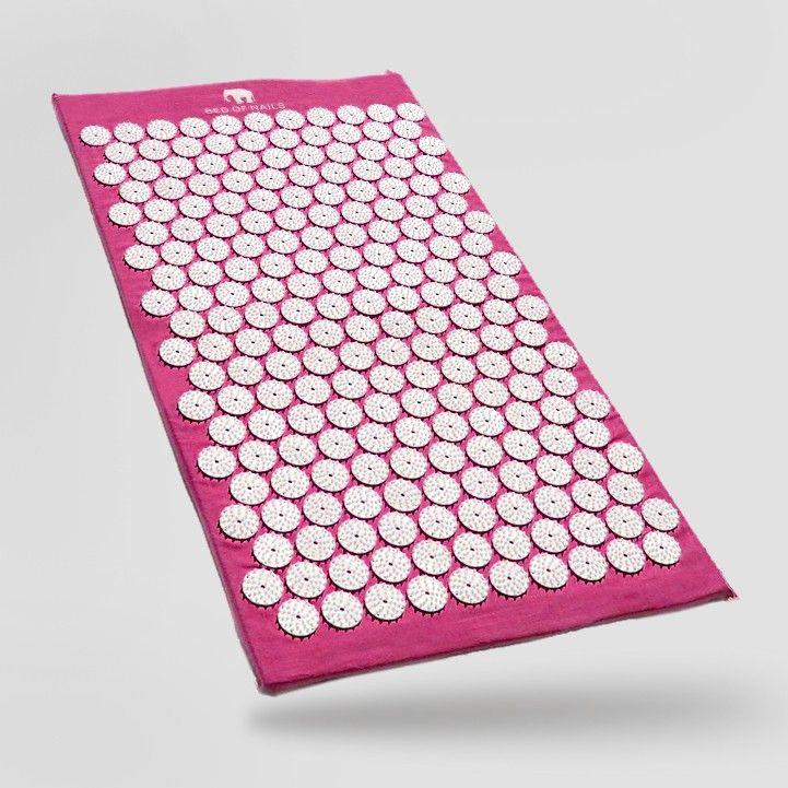 0793573985682 original BON Bed of Nails  acupressure mat pink