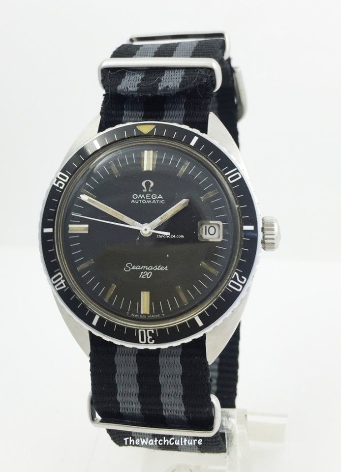 Omega Vintage Seamaster 120m Diver Cal.565 for $2,450 for sale from a Seller on Chrono24
