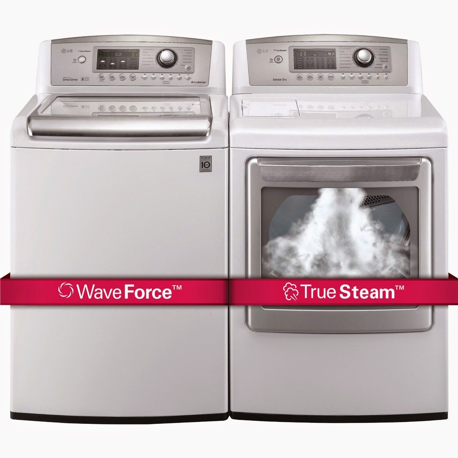 The best top load washer on the market - Lg Washer Dryer Lg Top Load Washer And Dryer