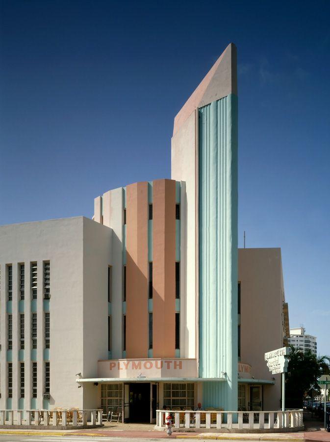 Plymouth Hotel Miami Beach Florida