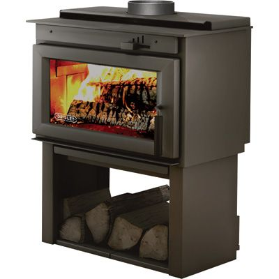 Drolet Optima Wood Burning Stove 65 000 Btu Epa