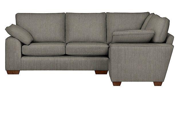 Nantucket Small Corner Sofa (Right Hand) | Mu0026S