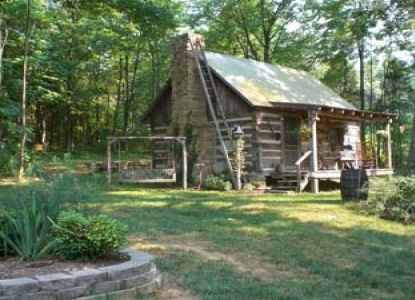 Bon Fox Ridge Bed U0026 Breakfast And Log Cabin Rentals | Madisonville, Kentucky |  Great Lakes