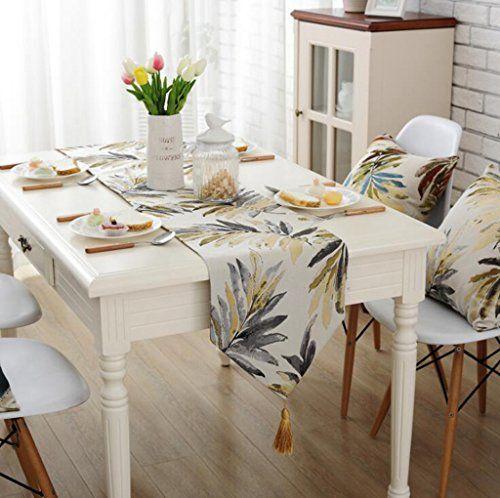 Daeou Simple Fashion Table Flag Western Meal Decoration