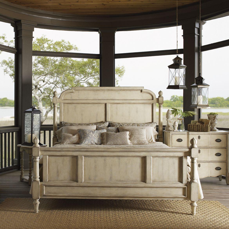 Lexington Twilight Bay Hathaway Panel Bedroom Collection