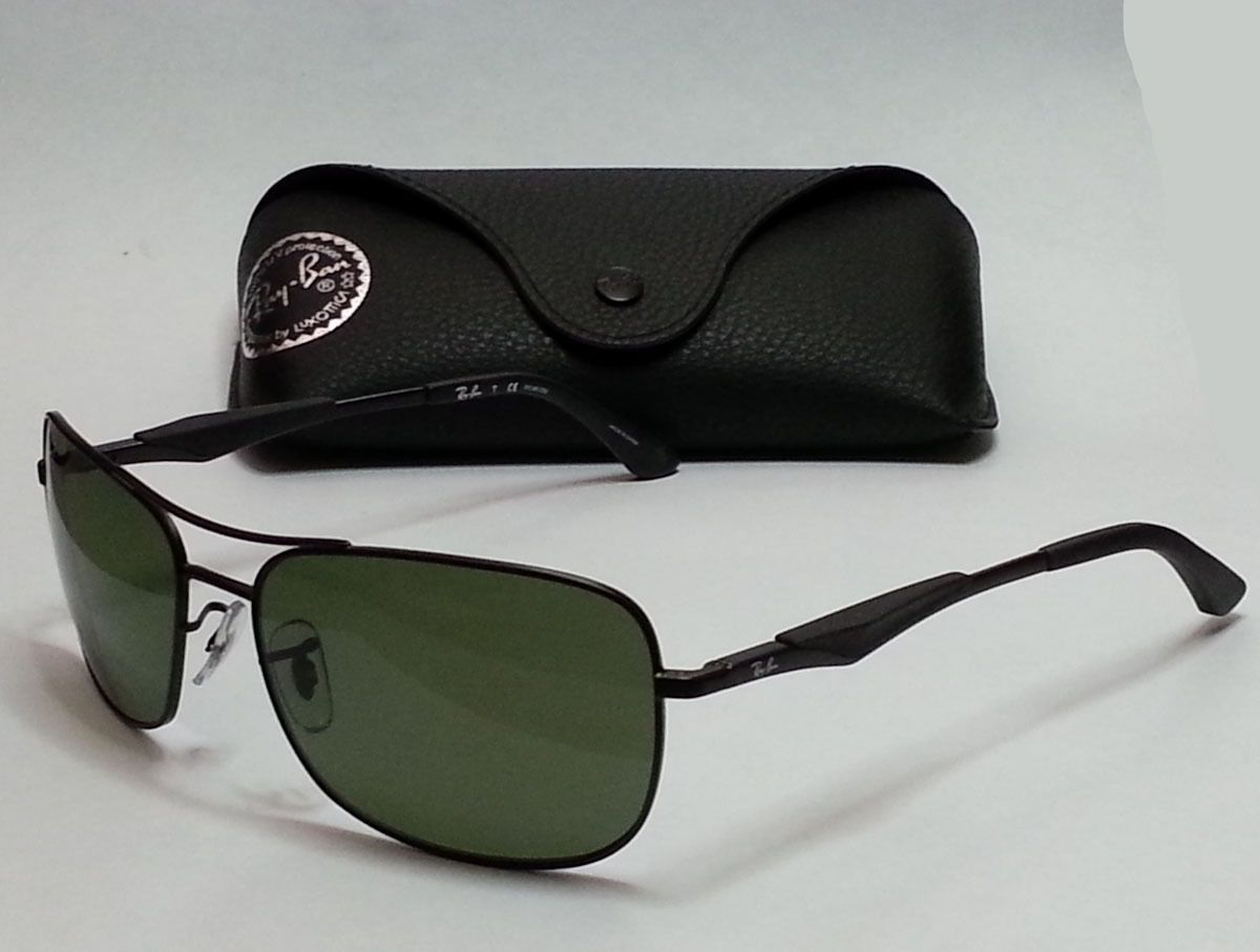 baba5bd71e  ebay sunglasses Ray-Ban TECH black POLARIZED men s sunglasses RB 3515  withing our EBAY