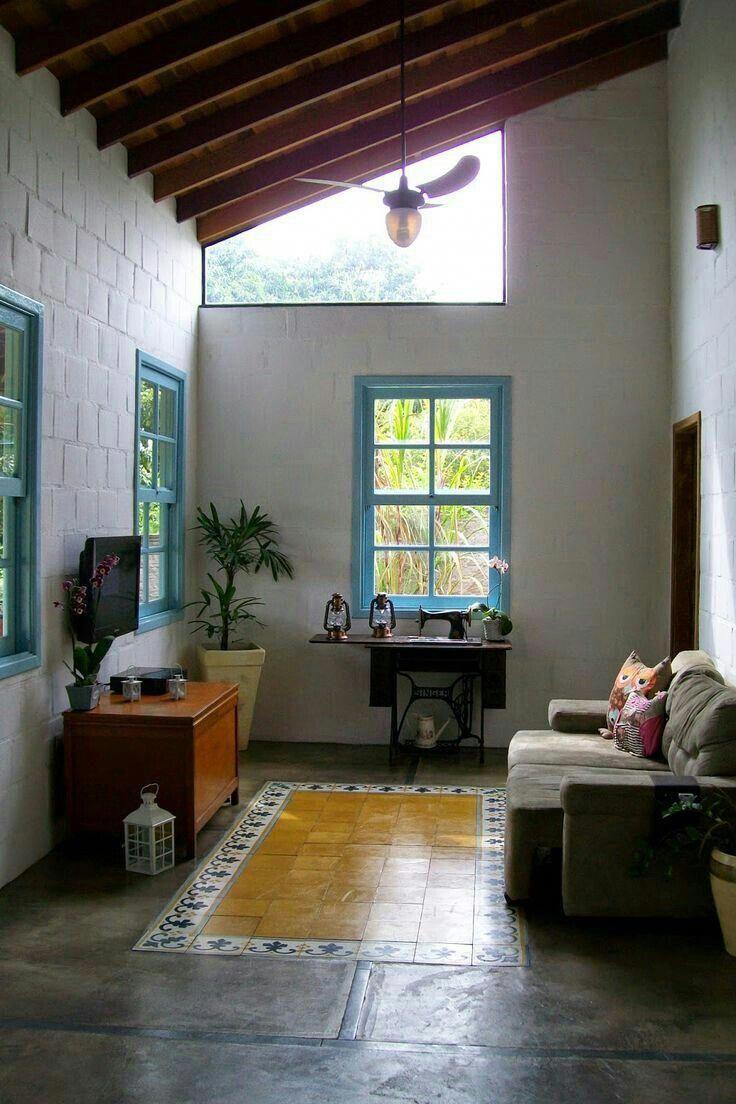 Casas De Lamina Por Dentro